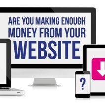 How to make more money from your website