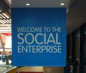 Business, the art of social experience